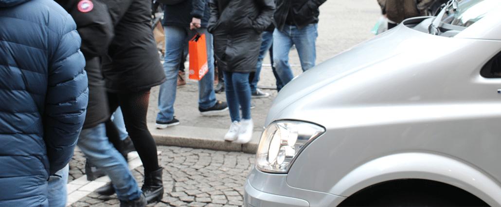 Voetganger aangereden door een auto of motor letselschade advocaat amsterdam