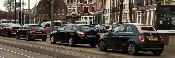 aanrijdingen 2017 amsterdam