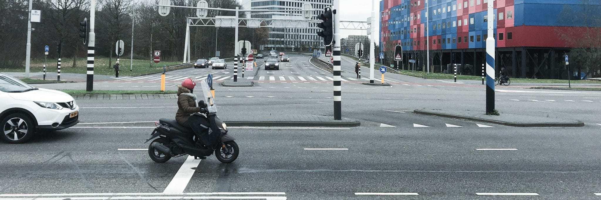 Invoering tolsysteem. Wordt u bij van een tolweg in Amsterdam
